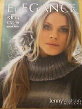 ELEGANCE KING COLE KNITTING BOOKLET BOOK 2