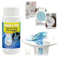 NEU Kitchen Sewer Pipes Deodorant Starke Pipeline Dredge Agent Toilettenreinigun