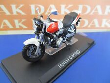Die cast 1/24 Modellino Moto Honda CB 1300