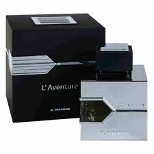 L'Aventure Al Haramain Fresh Mild Jasmine Woody Lemon Amber 100ml EDP parfum.