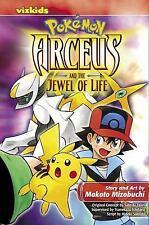 Pokmon: Arceus and the Jewel of LIfe Pokemon