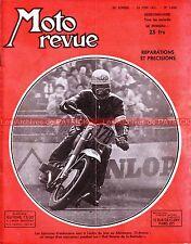 MOTO REVUE 1038 23ème BOL d'OR GP BERNE Tour de France Cyclo TOURIST TROPHY 1951