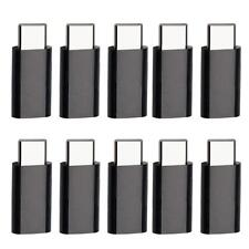 10X USB 3.1 Type-C Male to Micro USB Female Converter USB-C Adapter Type NEW