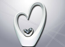 Stilvolles Deko-Objekt Herz 25cm