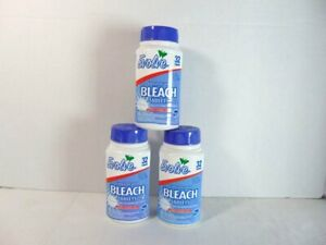 Evolve Bleach Tablets Lot 3 Lavender Scent No Splash Ultra Concentrated New