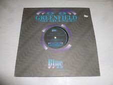 "GREENFIELD - No Silence - Dutch 2-track 12"" Vinyl single"