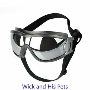 Pet Glasses Dog Supplies Goggles Waterproof Wind Protection Sun Protection UV Pr