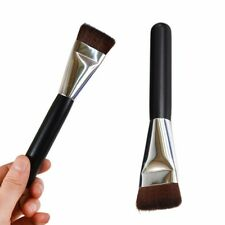 1Pc Flat Top Blush Blend Makeup Brush Cosmetic Contour Buffer Foundation Tool