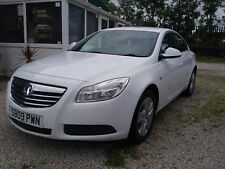 Lovely Vauxhall Insignia Exclusive 1.8 Petrol Only 80k FSH New Timing Belt Kit