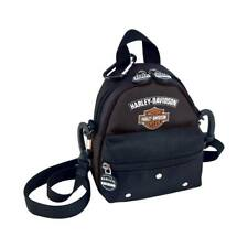 Harley-Davidson Mini Me Backpack. Black 99668-BB