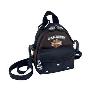 Harley-Davidson Mini Me Backpack. Black 99668