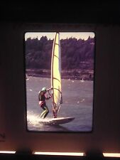 Slide Oregon Wind Surfing Hood River Sport Sail Surfboard Catching waves Fast a