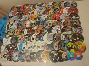 138 Xbox 360 Nintendo Wii PS3 PS2 PS1 Gamecube Video Game Lot AS-IS Untested