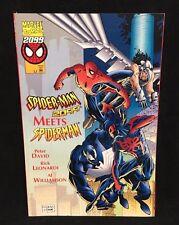 Spider-man 2099 Meets Spiderman TPB 1995 Marvel