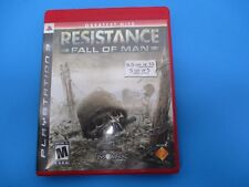 PlayStation 3, Resistance Fall of Man, 2006, Rated M, No Defense And No Cure!