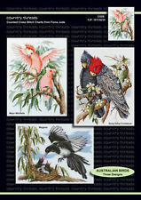 Animals & Insects Cross Stitch Single Patterns Media