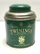 TWININGS Tea Tin Can Caddy Collectable