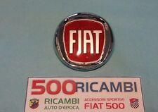 FIAT 500 126 PUNTO SCUDETTO LOGO MASCHERINA STEMMA FIAT FREGIO CALANDRA DA 95mm
