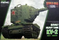 Meng - KV-2 Soviet Heavy Tank World War Toon # WWT-004