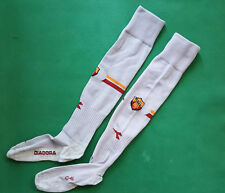 totti roma diadora socks allenamento shorts 2003 2004 player issue da magazzino