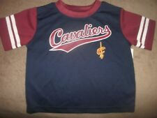 CLEVELAND CAVALIERS  size 2T   T- shirt / Jersey (B126)