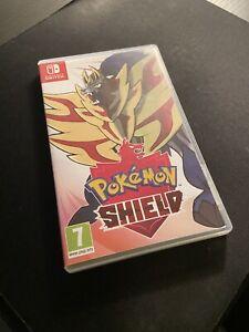 Pokémon Shield (Nintendo Switch, 2019)