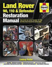 LAND Rover 90, 110 E Defender ripristino manuale NUOVO h5479