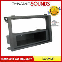 FP-32-03 Car CD Stereo Double Din Fascia Panel Adaptor For SAAB 93
