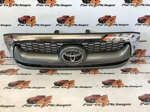 Toyota Hilux HL3 Front Grill 2006-2011