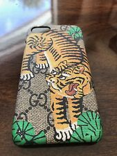 Gucci Bengal Tiger GG Iphone 6 Case 100% Authentic excellent condition !!