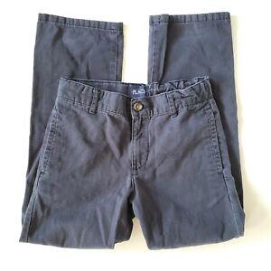 The Children's Place Dark Navy Khaki Boys 8 Pants Minimalist