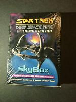 1993 Skybox - Star Trek - Deep Space Nine - 48 Card Set - Sealed