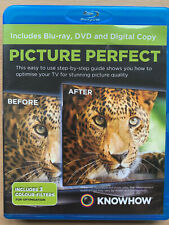 Picture Perfect HD Blu-ray Calibration Disc for Home Cinema Installation Process