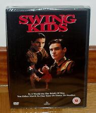 SWING KIDS - REBELDES THE SWING - DISNEY - DVD - SEALED - DISCONTINUED