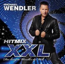 BESCHÄDIGT CD Album Hitmix XXL Der längste Wendler der Welt von Michael Wendler