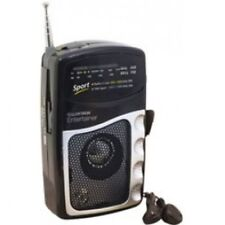 Unbranded Portable AM/FM Radios