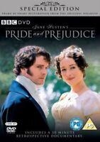 Nuevo Pride And Prejudice - Edición Especial DVD