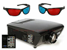 1080p LED Home Cinema Projectors with Built-In Speakers