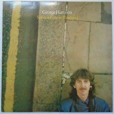 GEORGE HARRISON : SOMEWHERE IN ENGLAND (DARK HORSE K 56870 / DHK 3492)