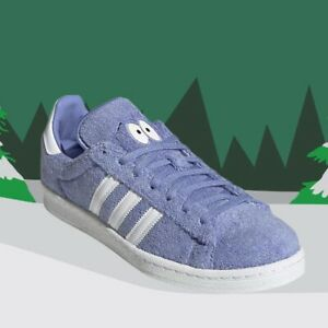 South Park x adidas Campus 80s TOWELIE GZ9177 Men US 4 - 11.5
