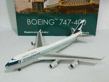 1/400 Phoenix CATHAY PACIFIC AIRWAYS B747-400 B-HUJ