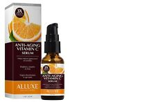 alluxe skin care Anti-Aging Vitamin C Serum  for mature skin 1 oz/30 mL