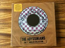 """THE ABYSSINIANS - Clinch 7"""" Singles Collection - UK 2016 7x7"""" box set NEW SEALED"""