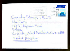 Netherlands 2007 Airmail Cover To UK #C1289