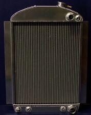 1938 chevy  aluminum radiator for ls motor