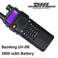 Baofeng Uv-5r Plus Qualette Bleu 136-174/400-519.995 FM 65-108 MHz German Stock