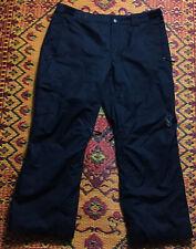 Spyder Ski Pants Color Black Mens Size XXL
