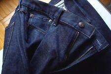 Uniqlo  34 X 32 Selvedge - Stretch Slim Straight low rise denim Zipper fly Jean