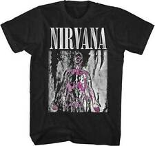 NIRVANA - Sliver Album Cover T-shirt - Size Extra Large XL - Grunge Kurt Cobain