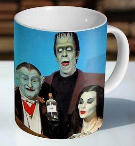 The Munsters Ceramic Coffee Mug - Cup